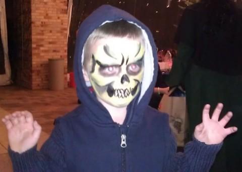 Alex Halloween 2012