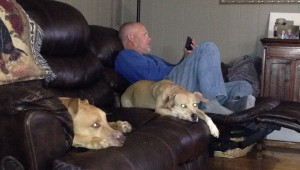 Sugar, Sadie, and Uncle Marc